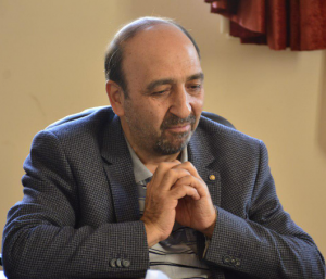 آقای  سید محسن طباطبائی  عضو شورای سیاستگذاری جشنواره فیلم کوتاه مهر سلامت