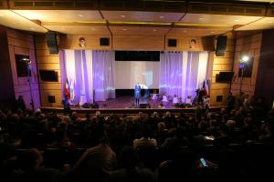 اختتامیه جشنواره فیلم کوتاه مهر سلامت