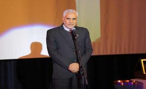 سخنان دکتر مهرعلیزاده استاندار اصفهان در رابطه با جشنواره فیلم کوتاه مهر سلامت