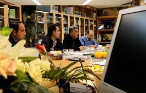 جلسات تخصصی شورای سیاستگذاری جشنواره فیلم کوتاه مهر سلامت