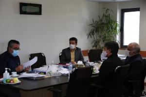 گزارش تصویری جلسه مدیران جشنواره ملی فیلم کوتاه مهر سلامت