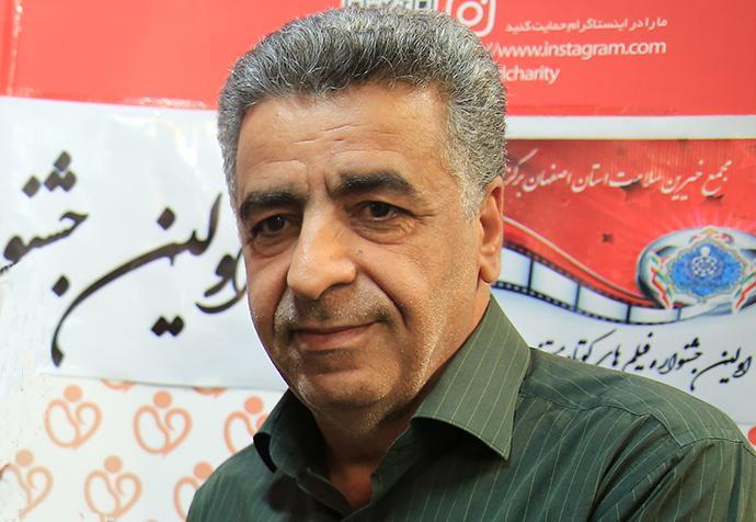 حسین احمدی عضو شورای سیاستگذاری جشنواره فیلم کوتاه مهر سلامت
