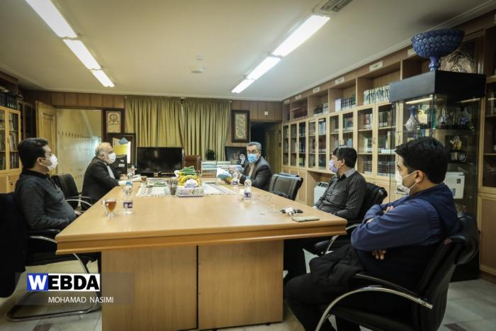 دکتر جهانپور: با بهبود نسبی شرایط کرونا اختتامیه جشنواره ملی فیلم کوتاه مهر سلامت برگزار خواهد شد