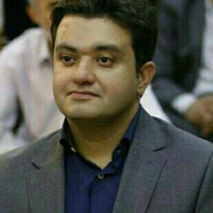 محمد پسران رزاق دبیر اجرایی جشنواره و عضو شورای سیاستگذاری فیلم کوتاه مهر سلامت